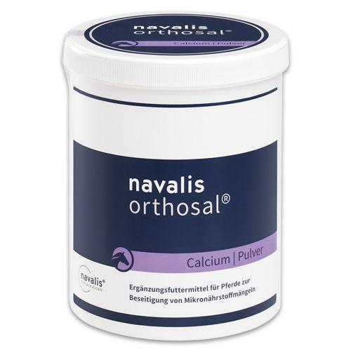 navalis orthosal horse calcium dose pulver equisio shop