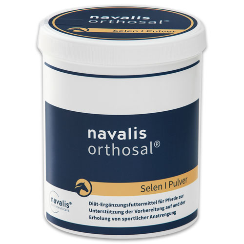 navalis orthosal horse selen dose pulver equisio shop