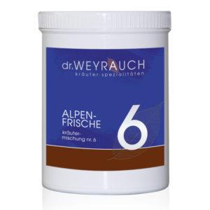 Dr Weyrauch Alpenfrische Nr. 6 Pferd equisio shop