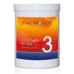 Dr Weyrauch Drachentoeter Nr. 3 Pferd equisio shop