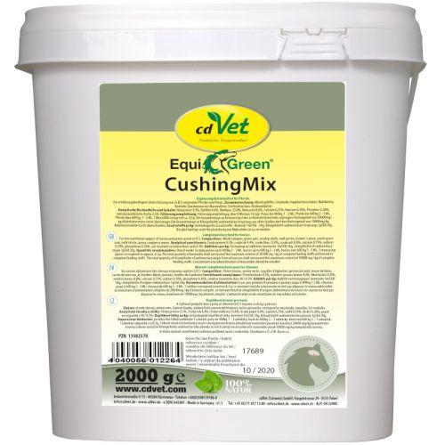 cdvet equigreen cushing Mix 2000g