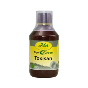 cdvet equigreen toxisan 250ml
