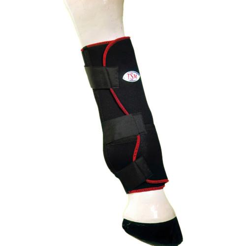 aet tsm bandage fesselkopf hinten mit schleifschutz