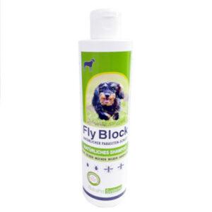 nutrapet system fly block hund natuerliches shampoo