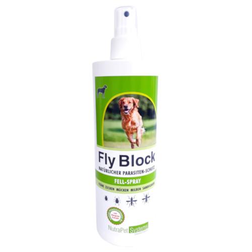 nutrapet fly block hund fell spray equisio shop