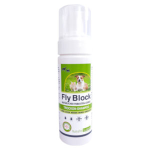 nutrapet system fly block trocken shampoo cat dog