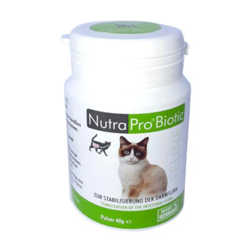 nutrapet system nutrapro biotic feline cat equisio online shop