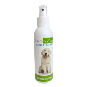 nutrapro care dentalspray flasche hund equisio shop