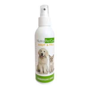 nutrapro care haut fell hund katze spray flasche equisio shop
