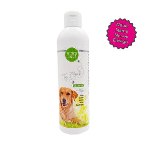 nutrapet nutravital fly block shampoo equisio online shop