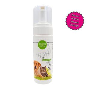 nutrapet nutravital fly block trocken shampoo equisio online shop