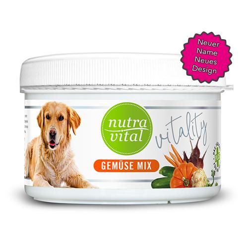nutrapet nutravital mix gemuese equisio online shop
