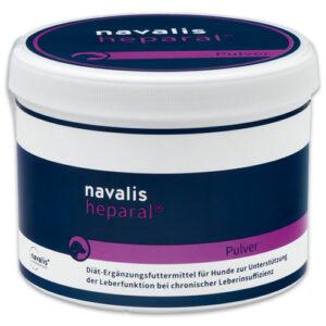 navalis heparal dog dose pellets equisio shop