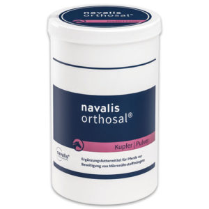 navalis orthosal horse kupfer dose pulver equisio shop