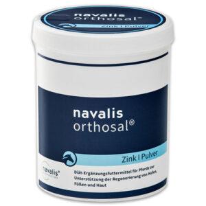 navalis orthosal horse zink dose pulver equisio shop