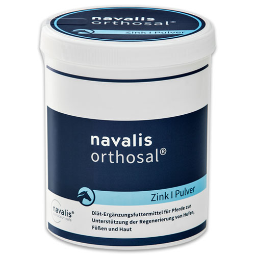 navalis orthosal horse zink dose pulver equisio shop